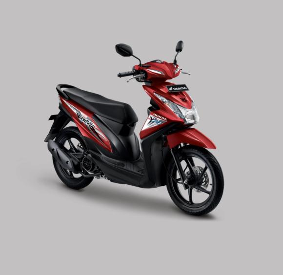 10 Motor Terlaris Di Tahun 2015 7 Produk Honda Dan 3 Produk