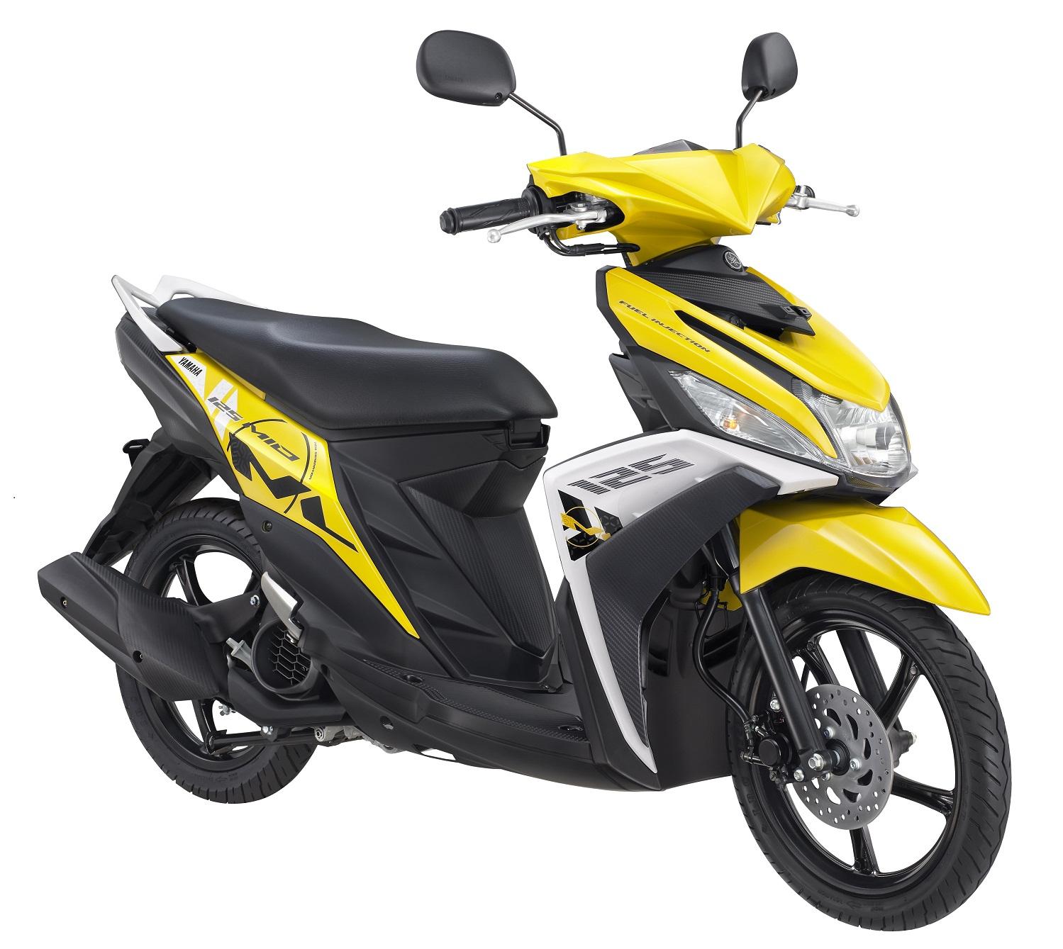 100 Gambar Motor Matic Yamaha Tahun 2015 Terbaru Gubuk Modifikasi
