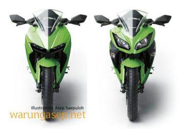 Kawasaki Ninja 250cc 4 Silinder Itu Ada Gak Sih Warungasep