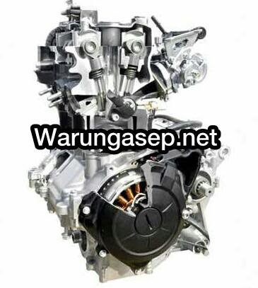 mesin DOHC Yamaha