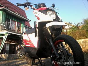 Yamaha X Ride Versi 2016 Nantinya Akan Bermesin 125cc