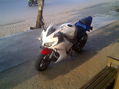 cbr900rr modifikasi