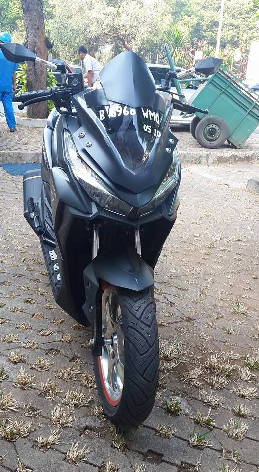 vario 150 modification