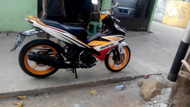mx king modif repsol