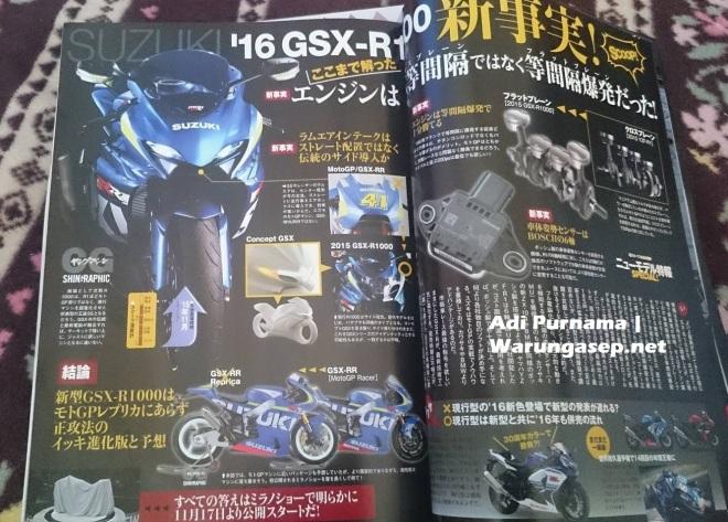 suzuki gsx r1000 2016