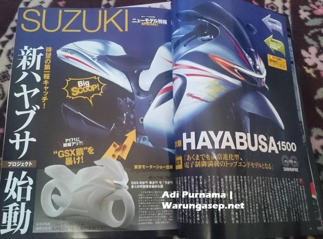 suzuki hayabusa 1500cc 2016 ym