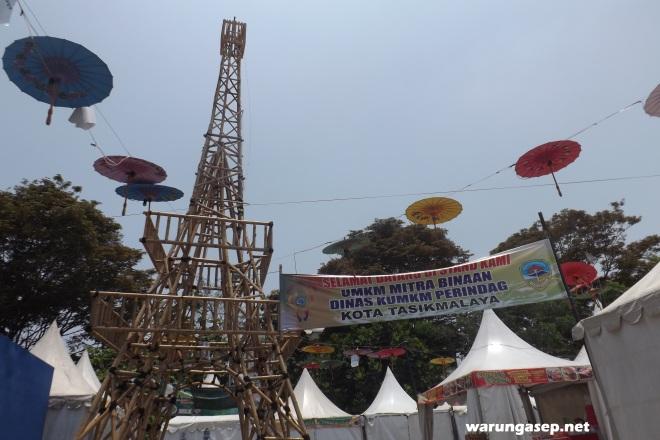 tasik festival menara