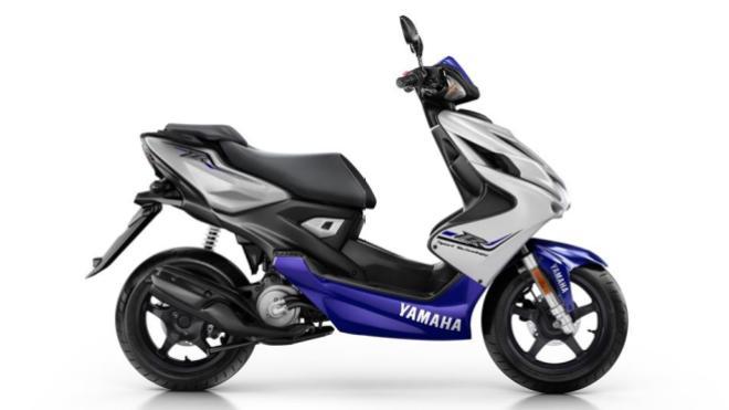 Yamaha Aerox Eropa