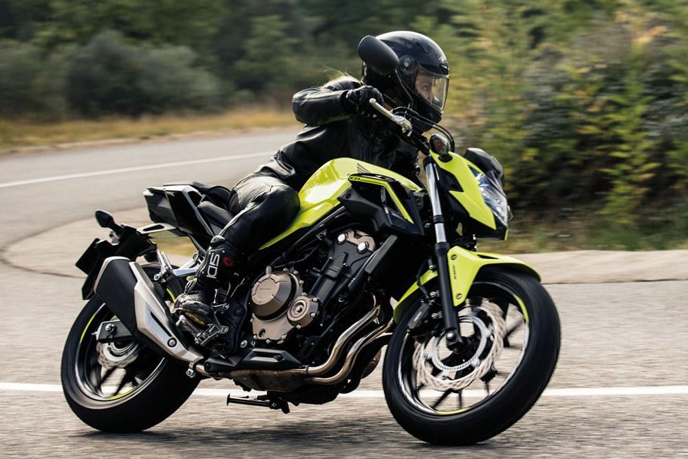 Moge Honda 500cc Series ( CBR500R, CB500F dan CB500X ) dan
