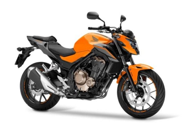 cb500f orange