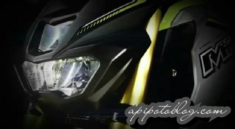 headlamp mt15