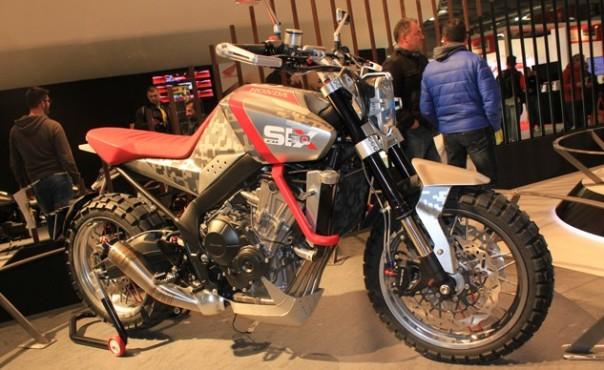 motorcyles six50
