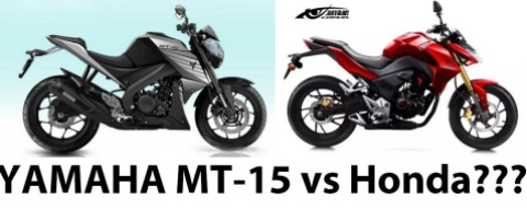 mt15 vs cb190r