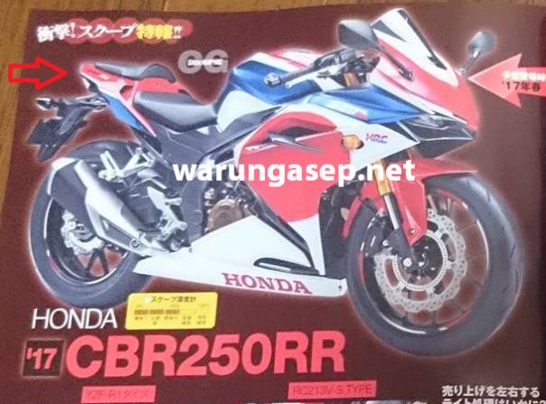 all new cbr250rr