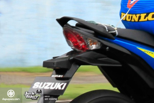 satria tail injection