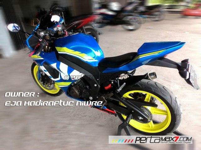 gsx r150cc modifan