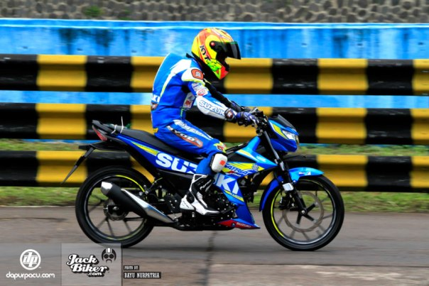 satria f150 injection