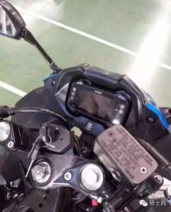 Speedo Suzuki GSX-R250 mirip speedo Satria FU Injeksi