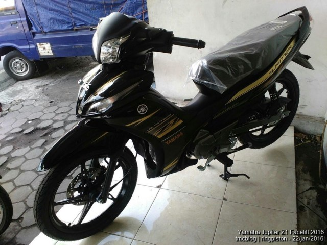 striping z1 hitam