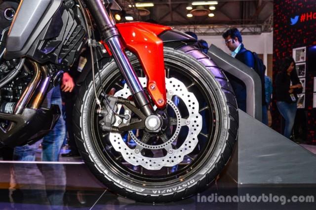 mesin 2 silinder Honda CX-Concept