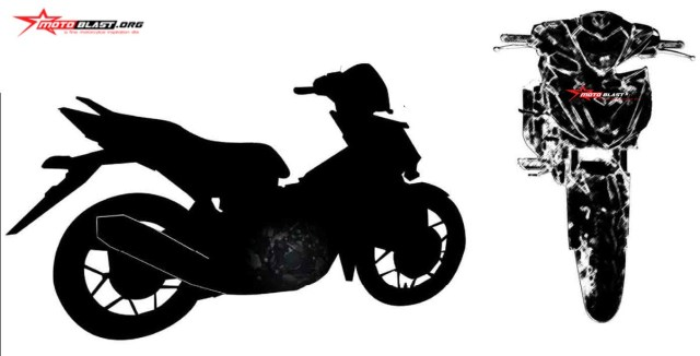 headlamp supra x 150cc