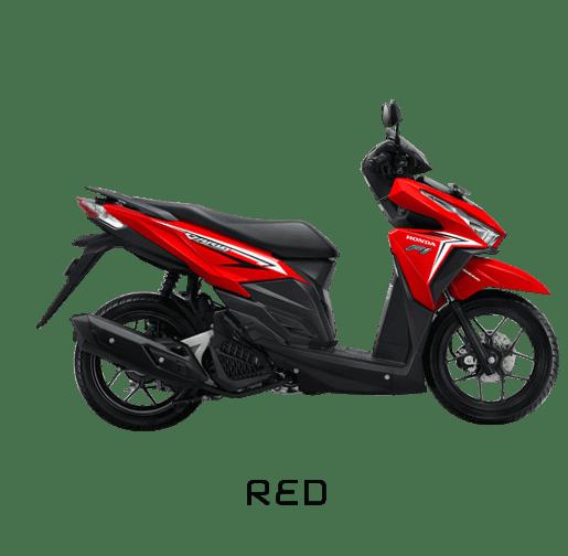 vario merah 125 2016