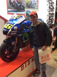 Yamaha YZR-M1 Rossi