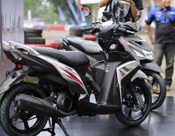 Tuh Lihat Spesifikasi Yamaha Mio Z Terbaru 2016 Warungasep