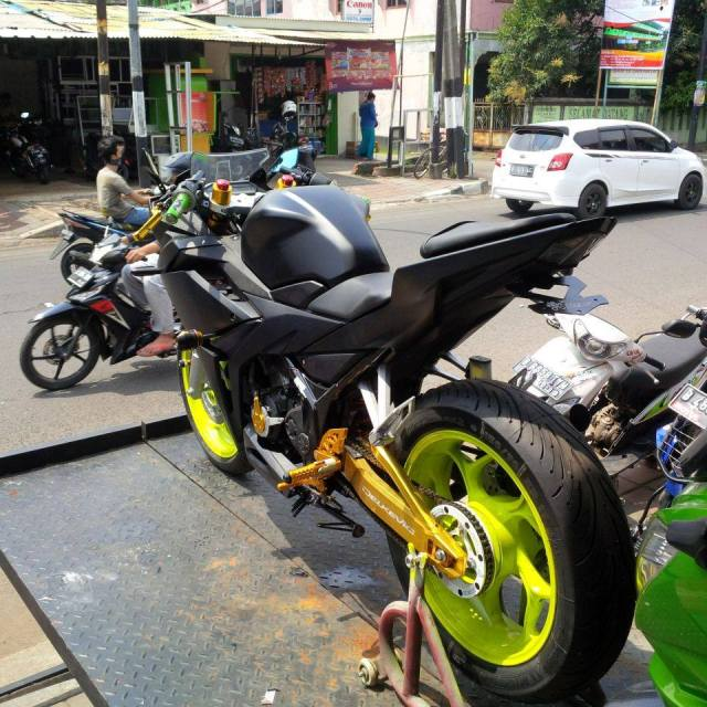 all new cbr 150 modifikasi