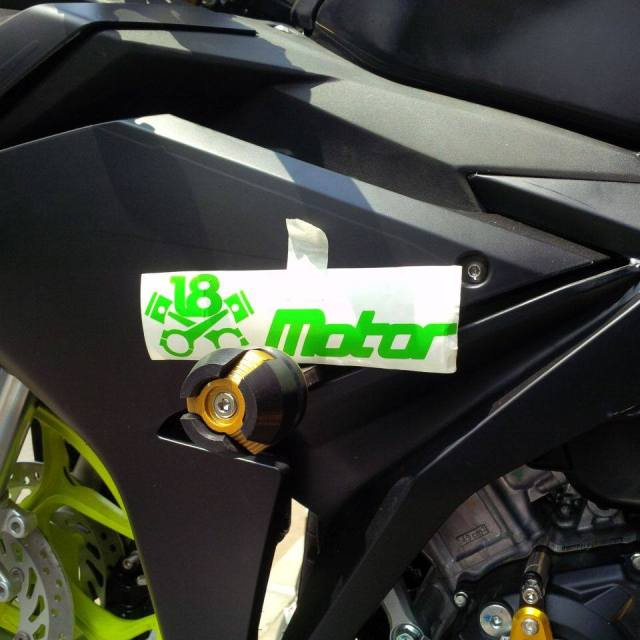 frame slider all new cbr150r