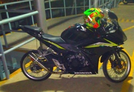 All New Honda Cbr150r 2016 Kena Virus Ban Cacing Warungasep