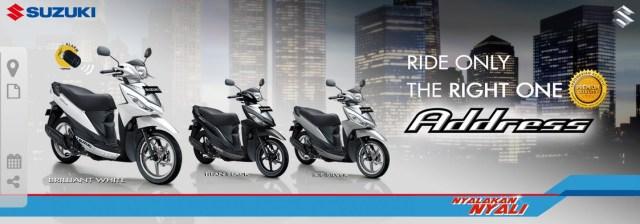 Suzuki Address 2016